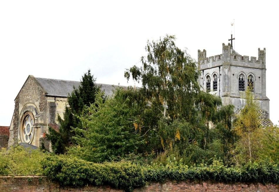Waltham Abbey Church