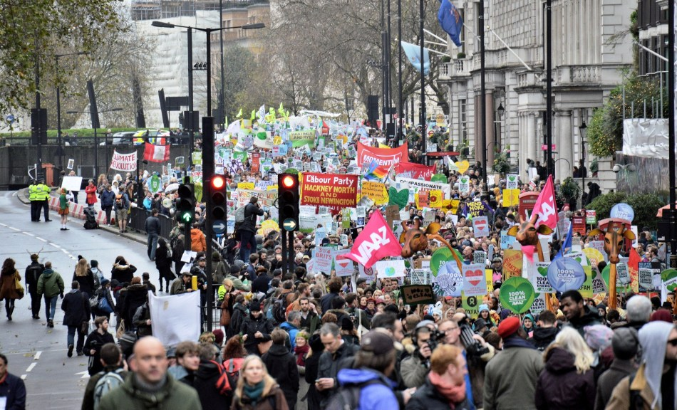 London Climate Rally 2015 DSC_1461