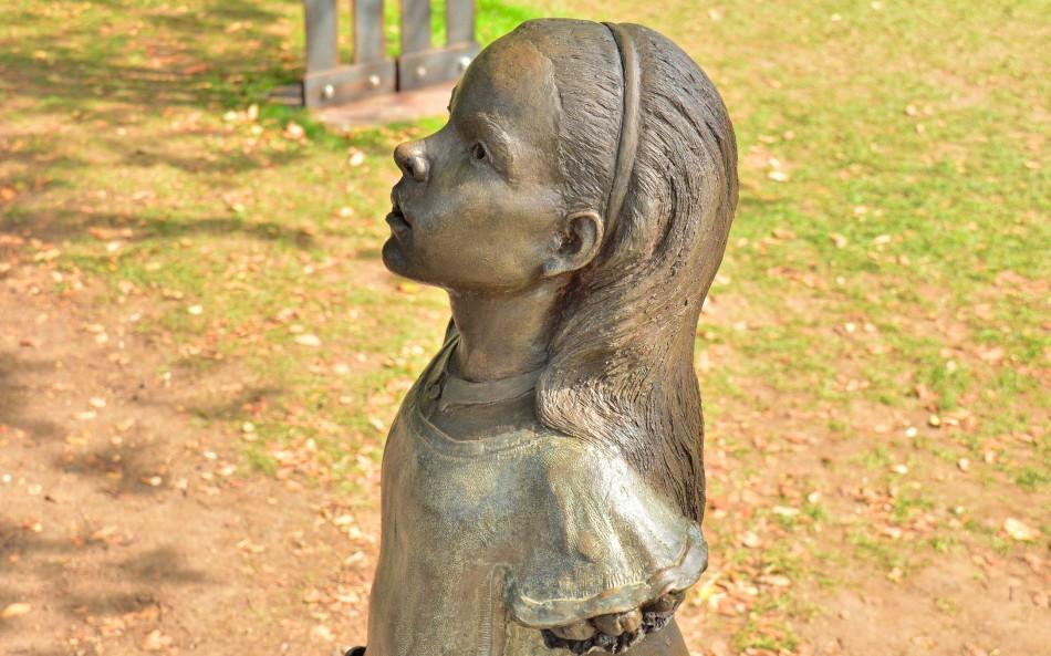 Wisley Statues DSC_0128