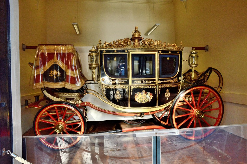 The Glass Coach at Royal Mews