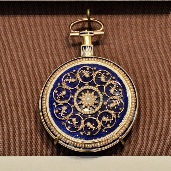 Andrews c1790 Watch at Science Museum