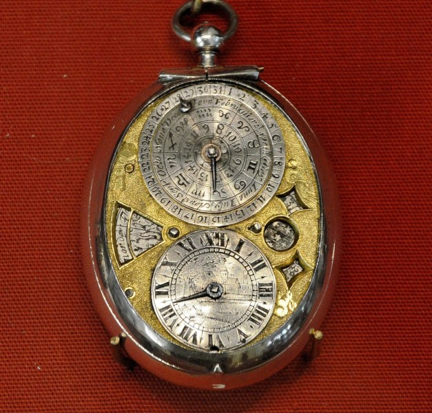 Antique Watch 3 at Science Museum