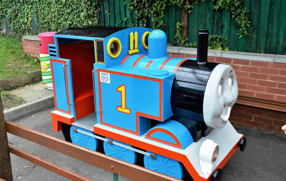 Bekonscot Play Train