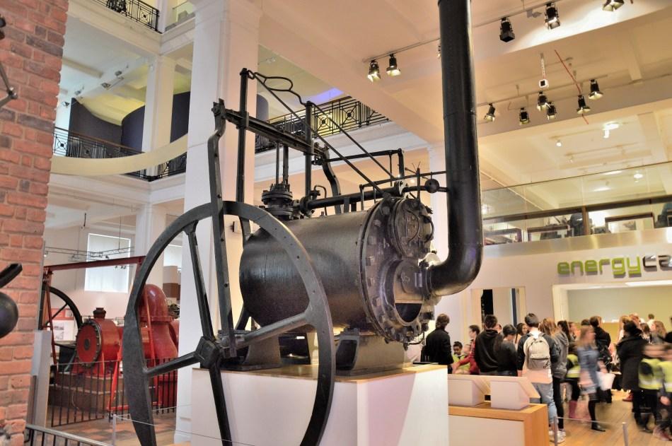 Bell Crank Engine by Boulton and Watt