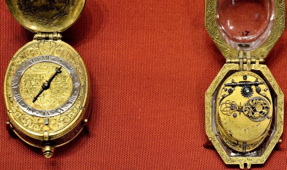 Cornelius Yate c1620 Watch at Science Museum