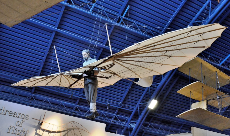 Early Flight at London Science Museum