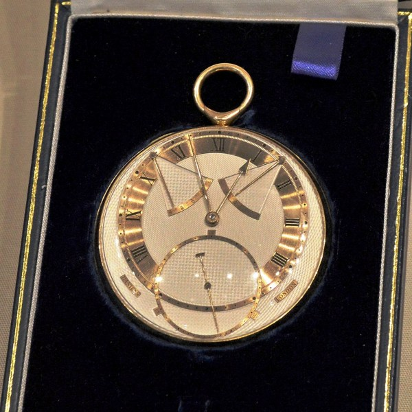 George Daniels c1986 Watch at Science Museum