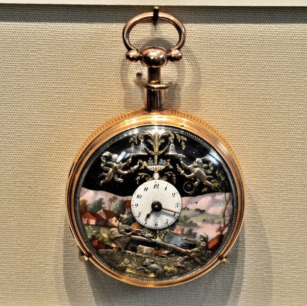 Jean Robert Soret c1812 Watch at Science Museum