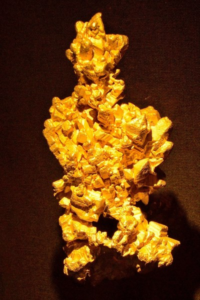 The Latrobe Gold Nugget