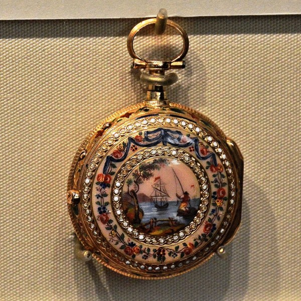 L'Epine c1800 Watch at Science Museum