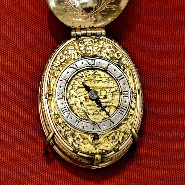 Robert Grinkin c1620 Watch at Science Museum