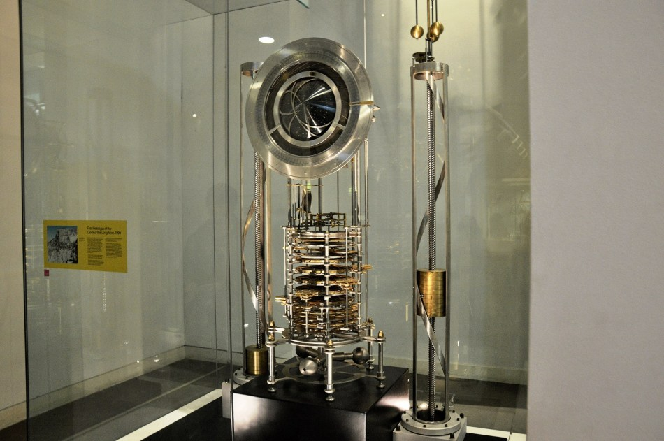 The Clock of the Long Now at London Science Museum