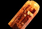 Topaz Crystal at Earth's Treasury in the Natural Hstory Museum London 2