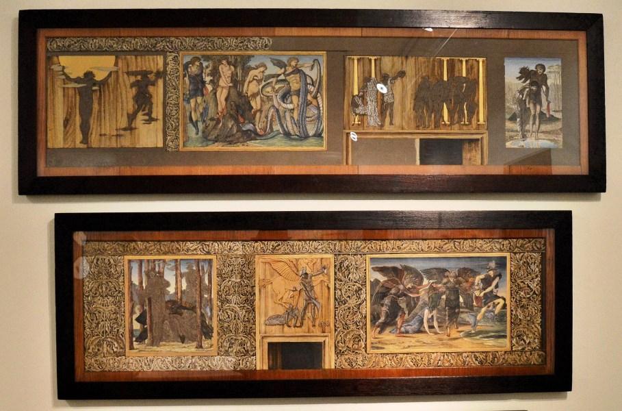 Edward Coley Burne-Jones 1 at the Tate Britain