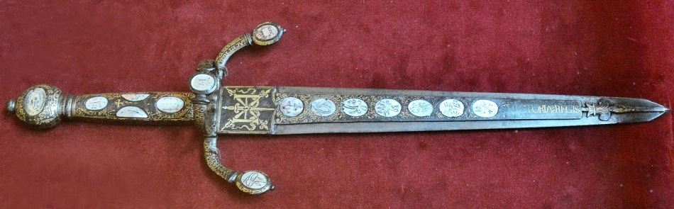 Henry IV's Parrying Dagger st the Wallace Collection