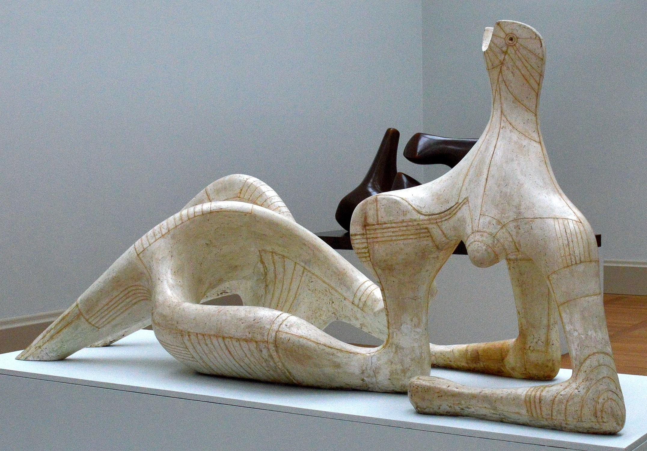 The tate britain art gallery picture this uk for Art moderne sculpture