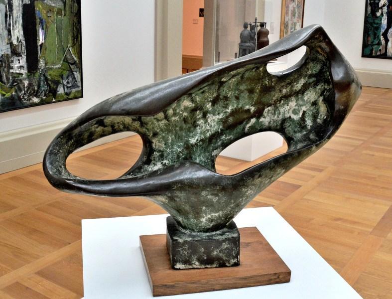 Tate Britain Modern Art Sculpture 2