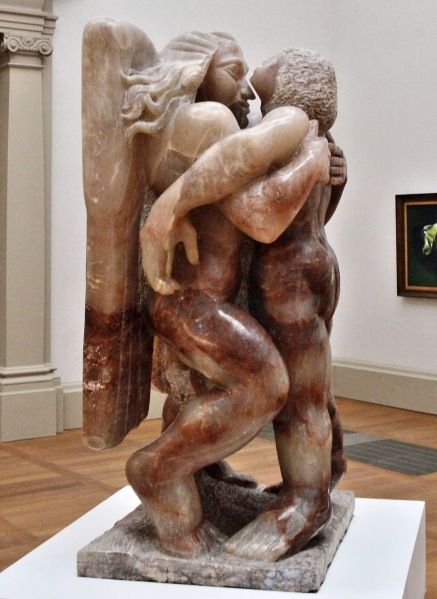 Tate Britain Modern Art Sculpture 3