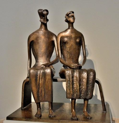 Tate Britain Modern Art Statue