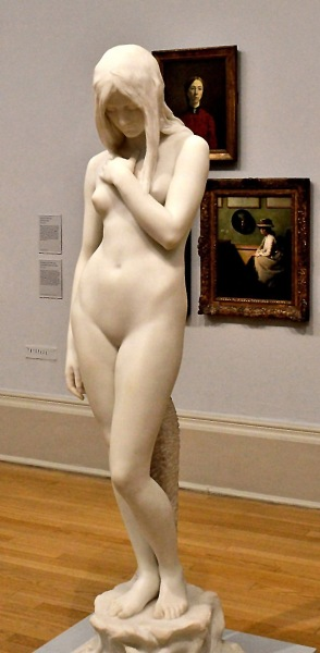 Tate Britain Sculpture 4