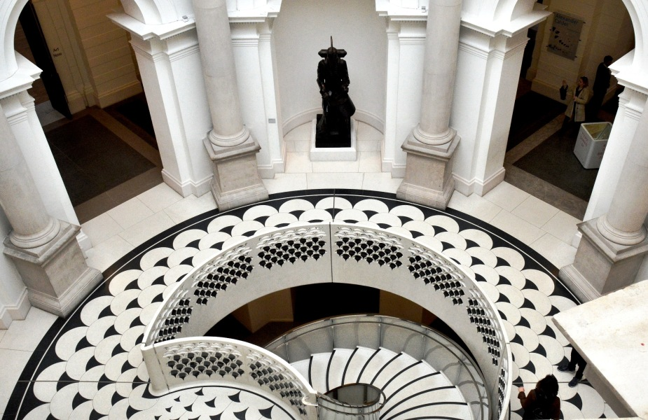 Tate Britain Staircase