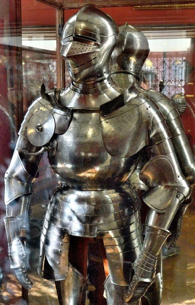 Wallace Collection Armour