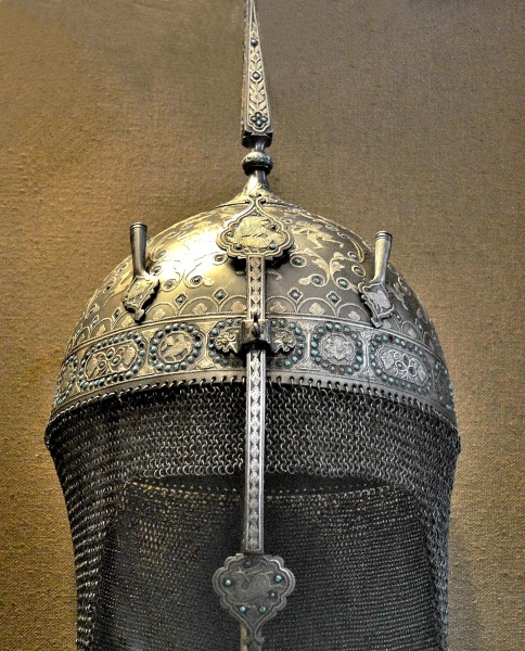 Wallace Collection Armour Helmet