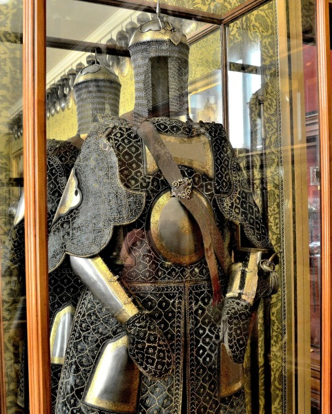 Wallace Collection Oriental Armour