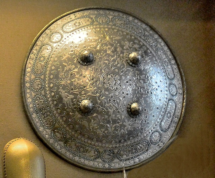 Wallace Collection Armour Shield