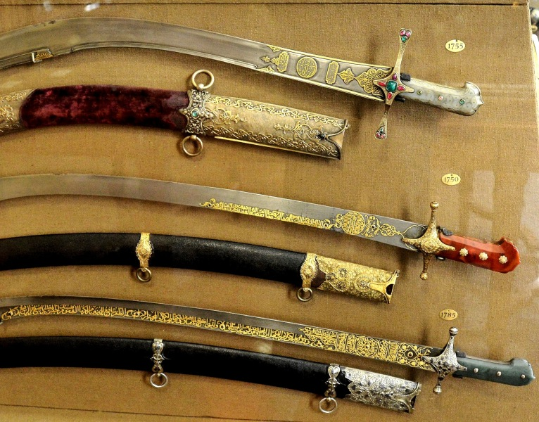 Wallace Collection Armoury Swords