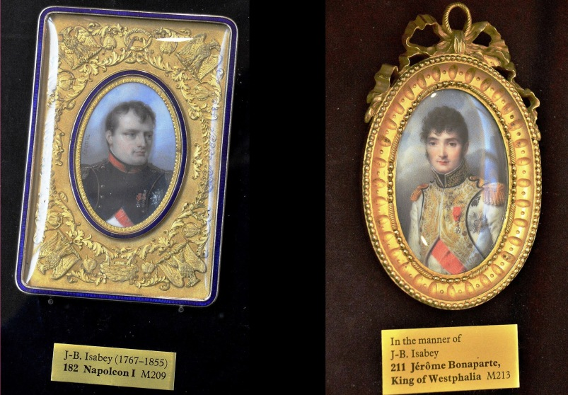 Wallace Collection Napoleon Bonaparte and Jerome Bonaparte Cameo