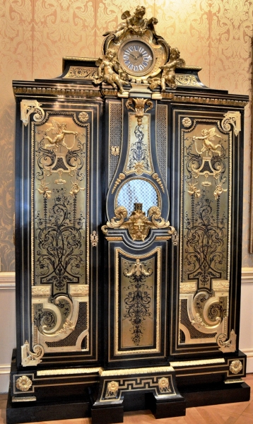 Wallace Collection Ornate Wardrobe