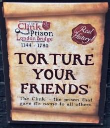 Clink Prison Museum