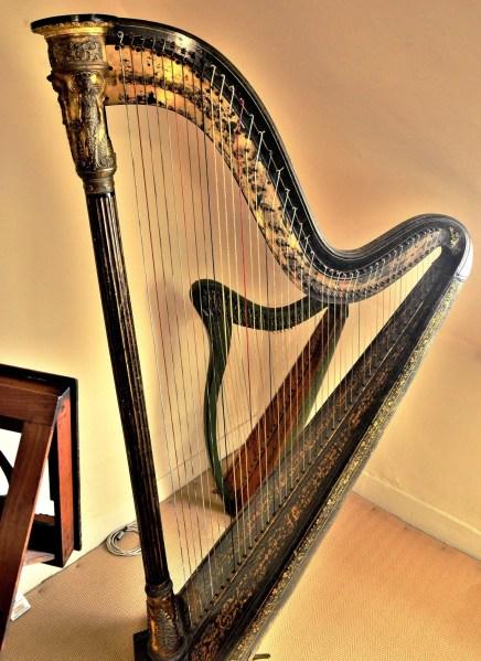 Fenton House Harp