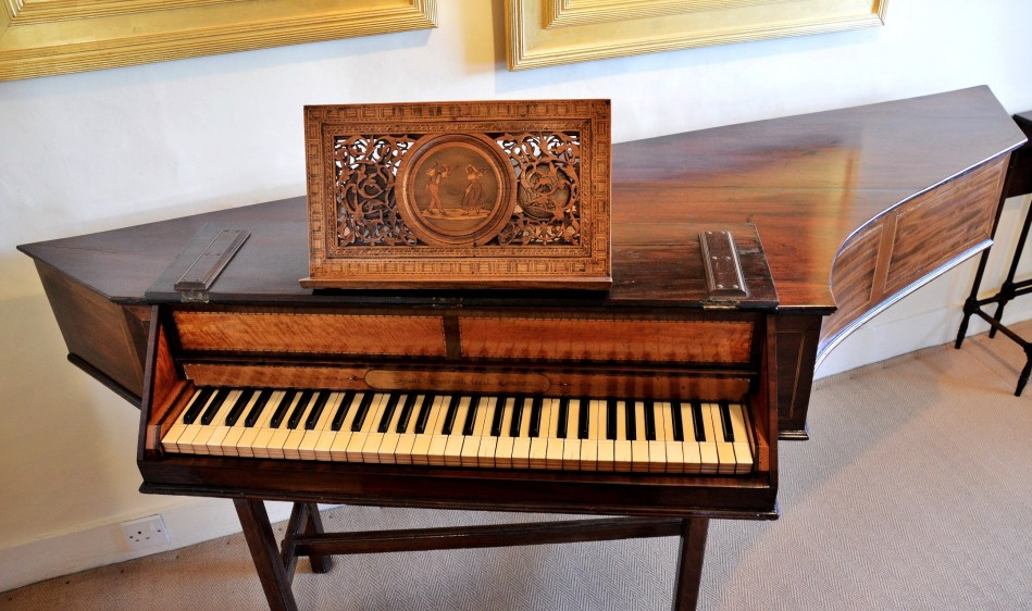 Fenton House Musical Instruments
