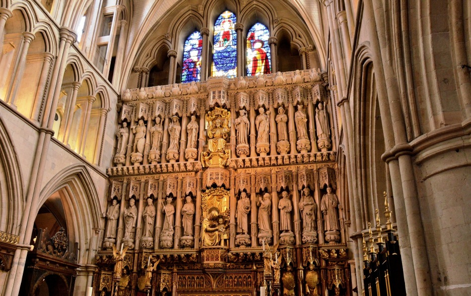Southwark Cathedral Sanctuary