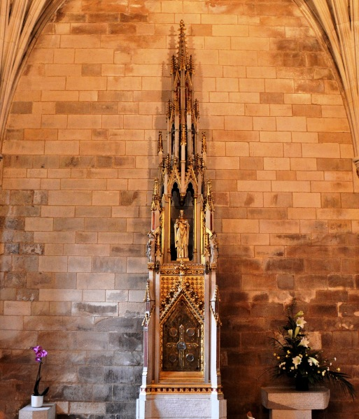 Southwark Cathedral Shrine