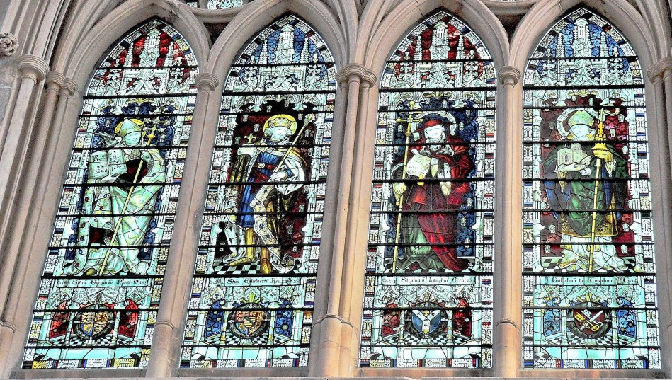 Southwark Cathedral Stained Glass 3