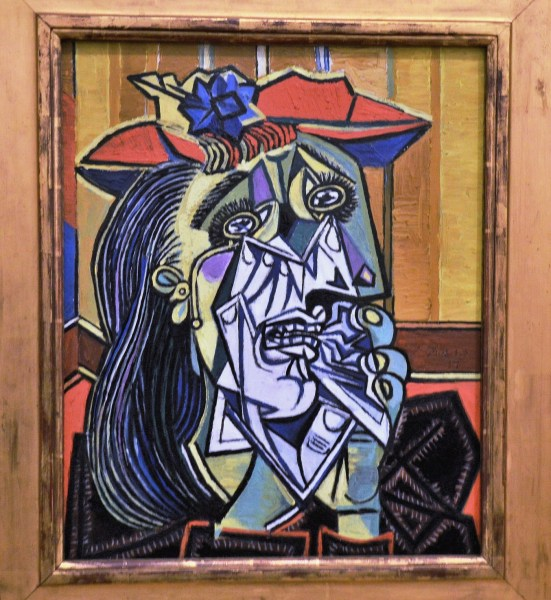 Tate Modern Pablo Picasso Weeping Woman