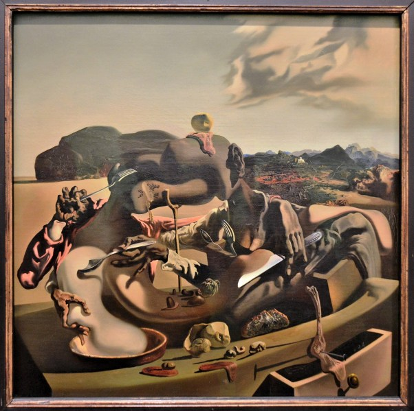 Tate Modern Salvador Dali Autumnal Canibbalism