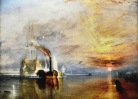 The Fighting Temeraire by Joseph Mallord William Turner at the National Gallery