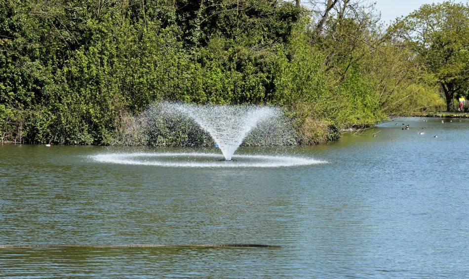 Clissold Park Fountain