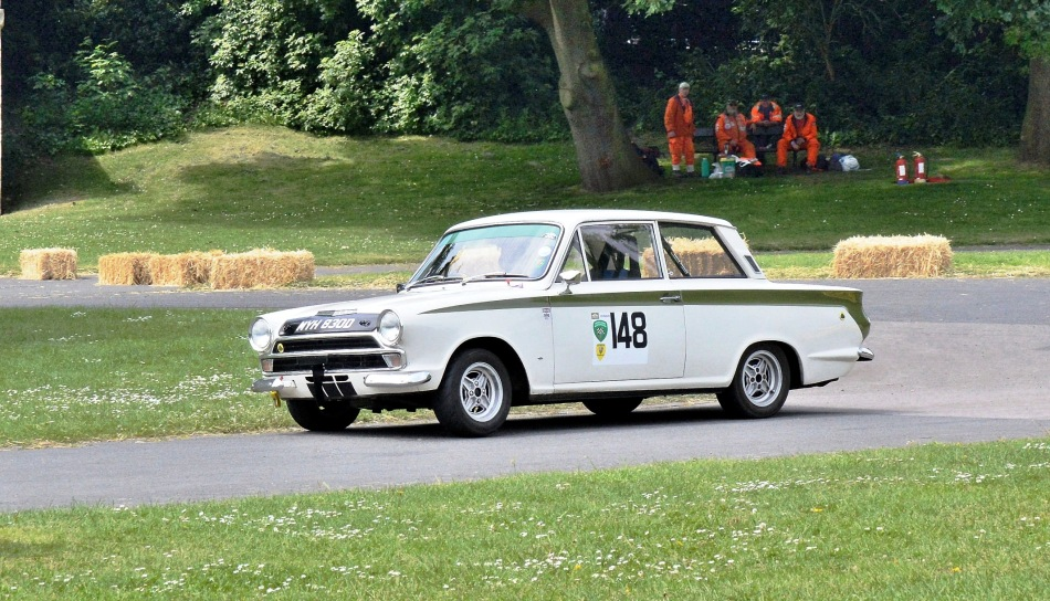 Crystal Palace Motorsport 2016 Race Cars Ford Lotus Cortina