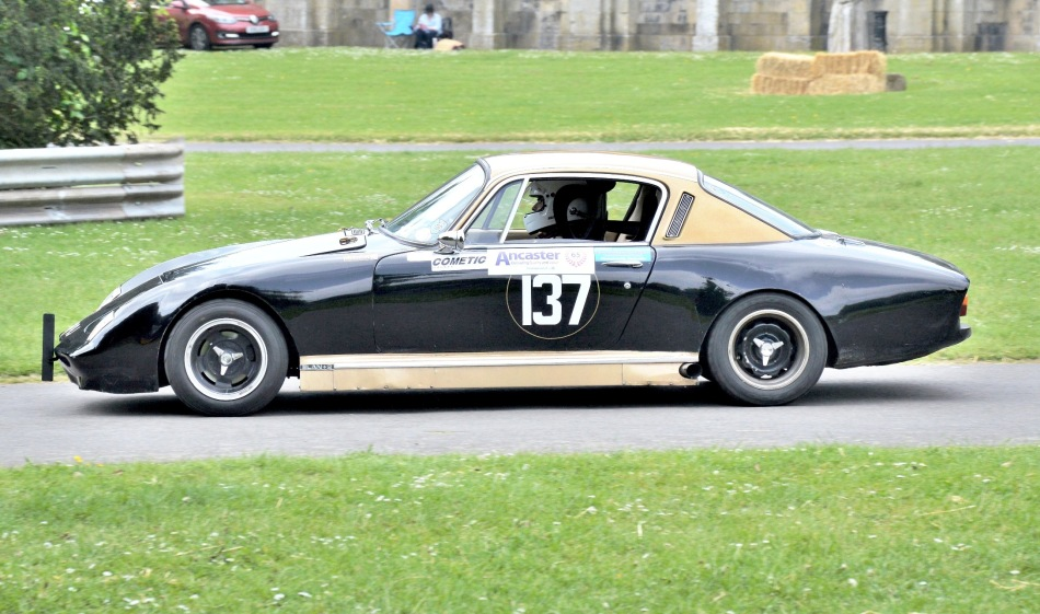 Crystal Palace Motorsport 2016 Race Cars Lotus Elan+2