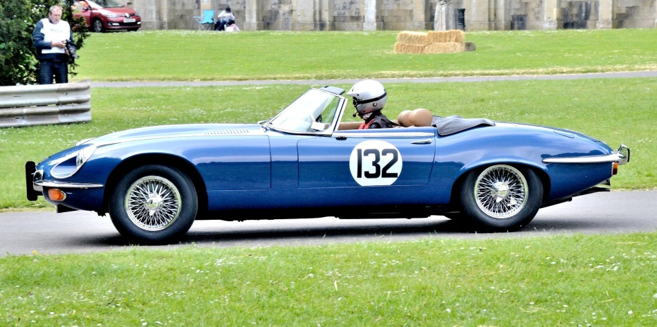 Crystal Palace Motorsport 2016 Race Cars Jaguar E Type