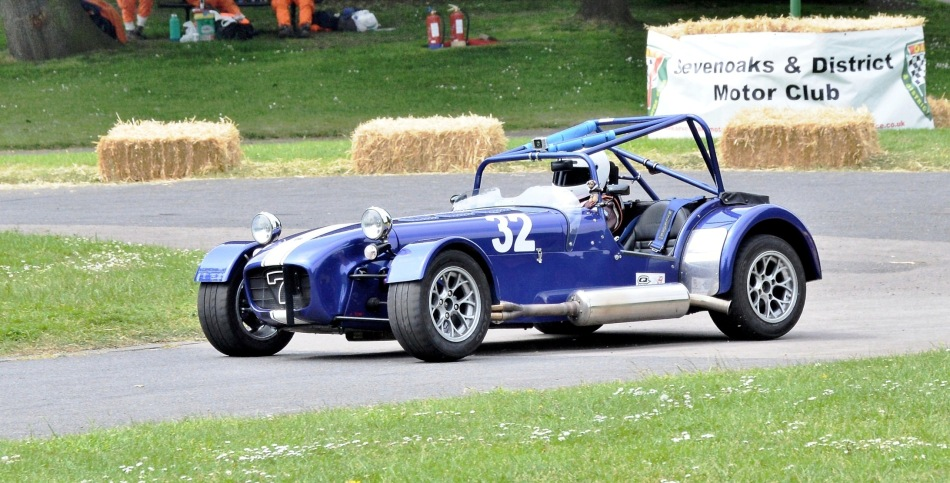 Crystal Palace Motorsport 2016 Race Cars Caterham 7 Supersprint
