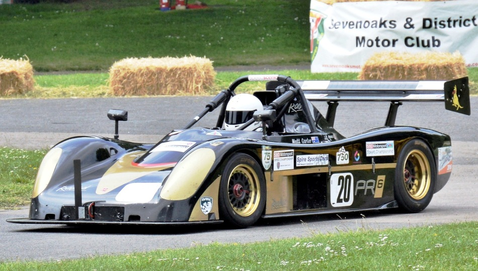 Crystal Palace Motorsport 2016 Race Cars Radical PR6