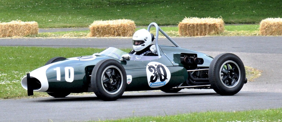 Crystal Palace Motorsport 2016 Race Cars Emeryson