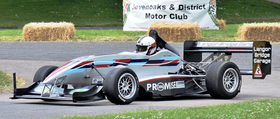 Crystal Palace Motorsport 2016 Race Cars Force PT