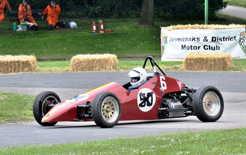 Crystal Palace Motorsport 2016 Race Cars Sheane Formula Vee